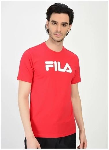 Fila Fila Classic Pure Ss T-Shirt Kırmızı